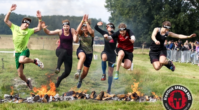 How it Feels to Complete the Spartan Trifecta