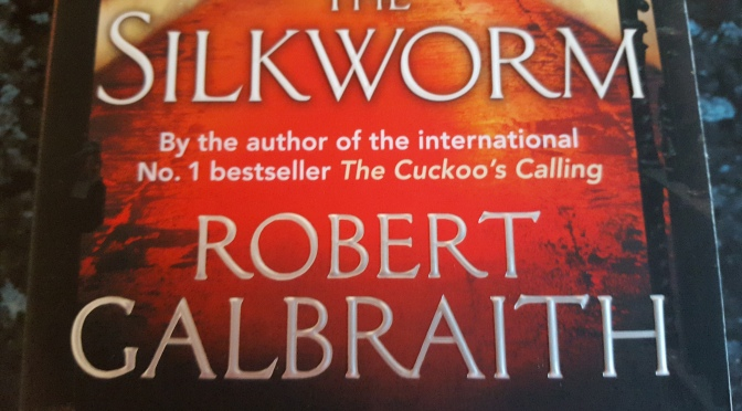 The Cormoran Strike Novels by Robert Galbraith