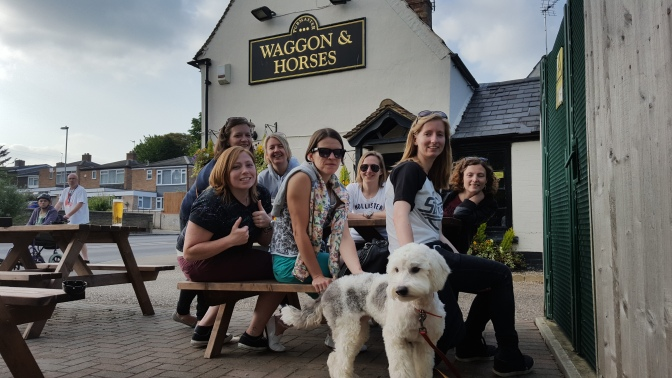 The Waggon and Horses pub, St Neots